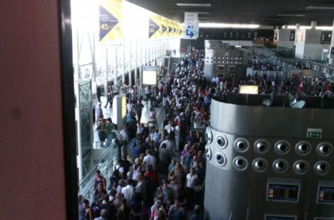 aeroporto Fontanarossa Catania