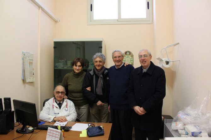 Catania, attivo il nuovo ambulatorio all'Help Center Caritas