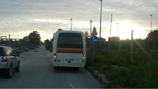 autobus agrigento