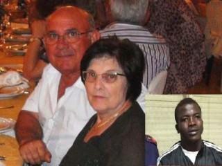 Coniugi Solano uccisi a Palagonia (foto notizie.it)