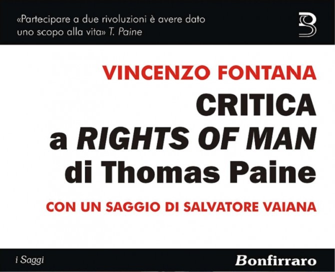 Critica a Rights of man di Paine