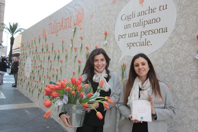 THUN omaggia le donne catanesi per lanciare la nuova linea Everyday
