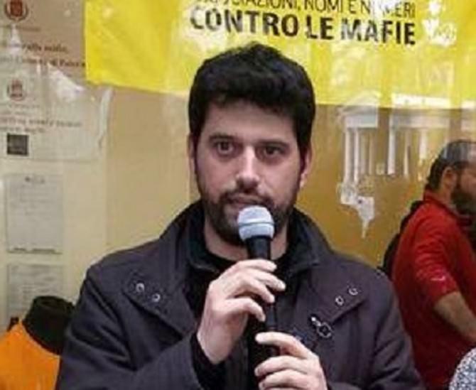 Giovanni Pagano Libera Palermo