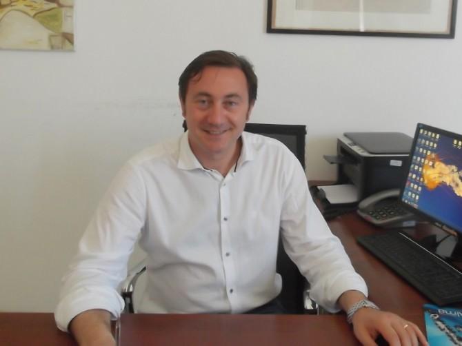 Giuseppe Pagoto sindaco di Favignana