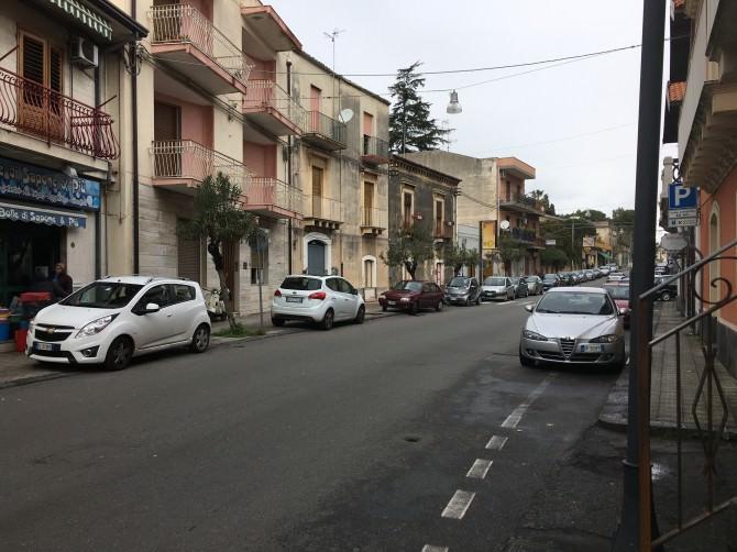 Via Duca D'Aosta San Giovanni La Punta