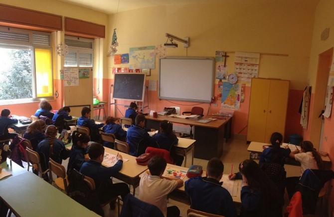 scuola alunni Pedara