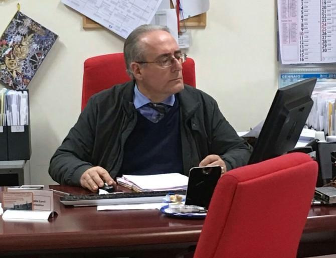 Pasquale Levi, preside istituto Gemmellaro