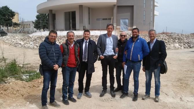 Conclusi i lavori per il parcheggio in via Failla a Ragusa