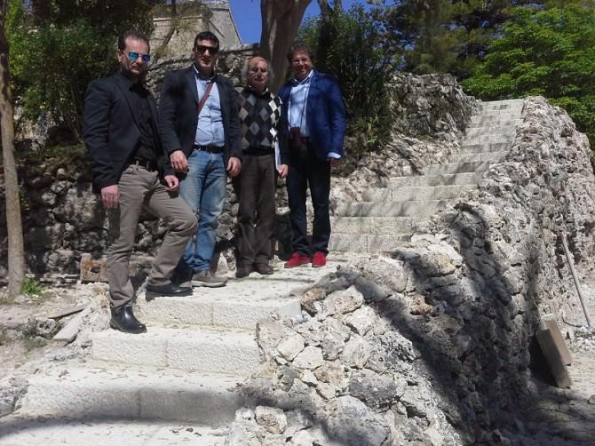 Ragusa, proseguono a gonfie vele i lavori di restauro nei Giardini Iblei