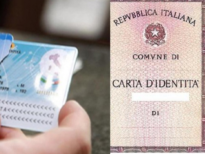 Carta d'identità elettronica 1