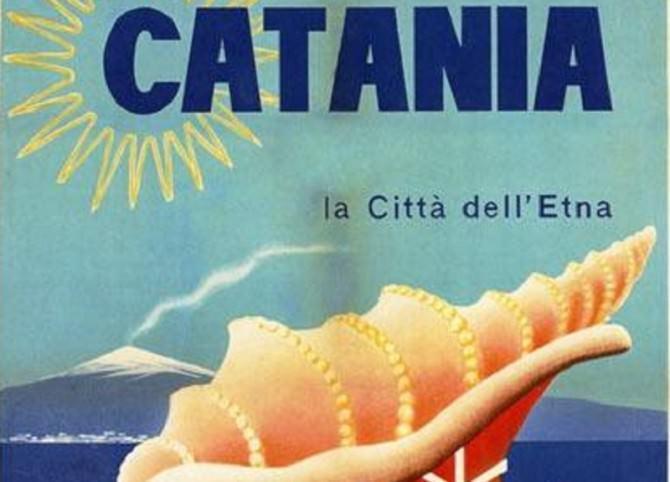 Catania Cartolina