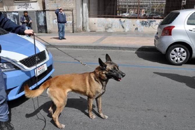 Catania, arrestato 22 enne maliano per detenzione di stupefacenti