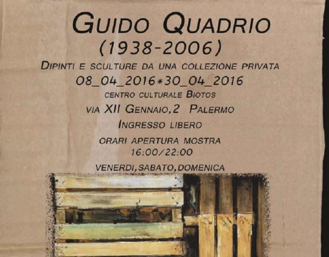 Mostra Guido Quadrio