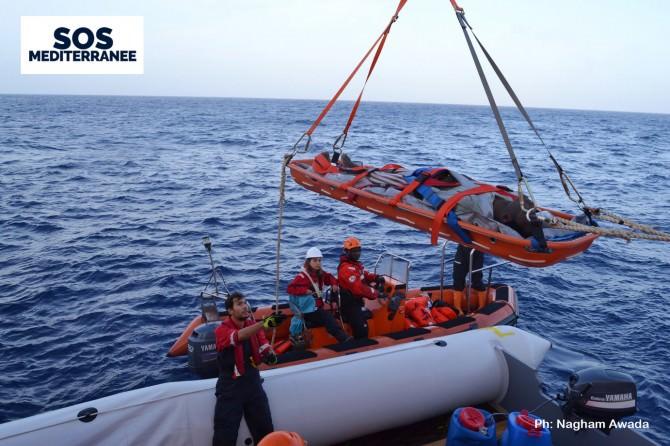 Immigrazione: sventata tragedia nel Canale di Sicilia