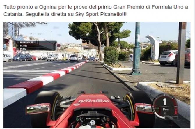 Pista ciclabile a Catania: il web scatenato fra polemiche e ironia