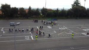 Progetto Educazione Stradale - percorso prova pratica
