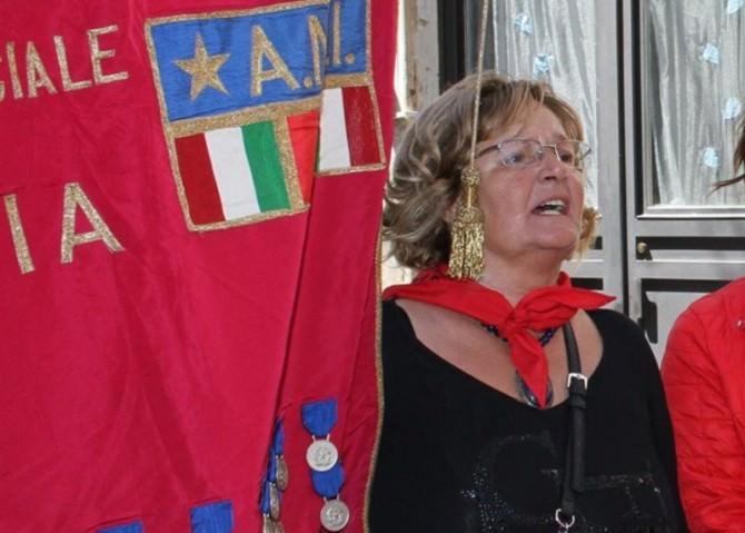 Santina Sconza Anpi Catania