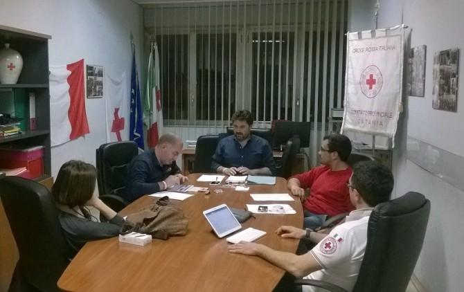 Consiglio direttivo Croce Rossa
