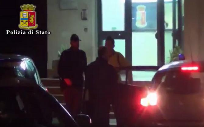arresto polizia Ragusa