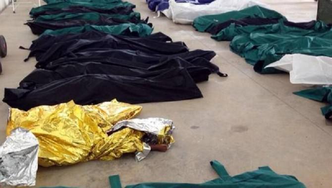 Naufragio: sindaco, non c'è più posto per morti
