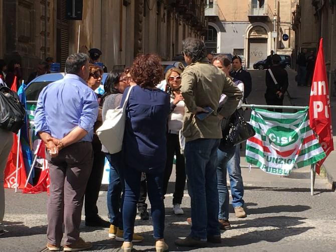 Protesta Ipab
