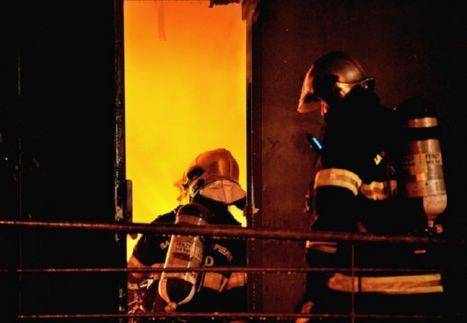 FRANCE-FIRE-ARSON-CRIME