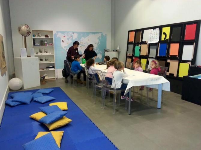 Riflessione sul presente: attività didattiche per i giovani alla mostra Ruffo
