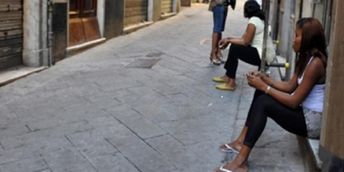 nigeriane prostitute