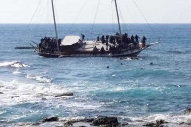 Lampedusa: affonda peschereccio, un marinaio disperso