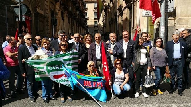 Sit-in Catania, Ipab