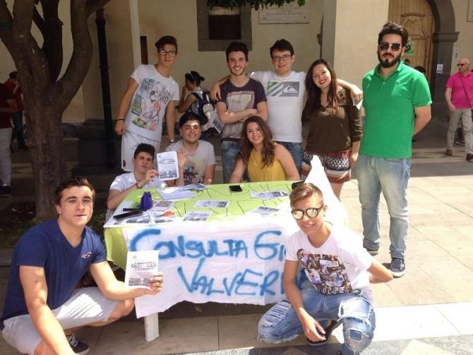 Consulta Giovanile Valverde a maggio in festa