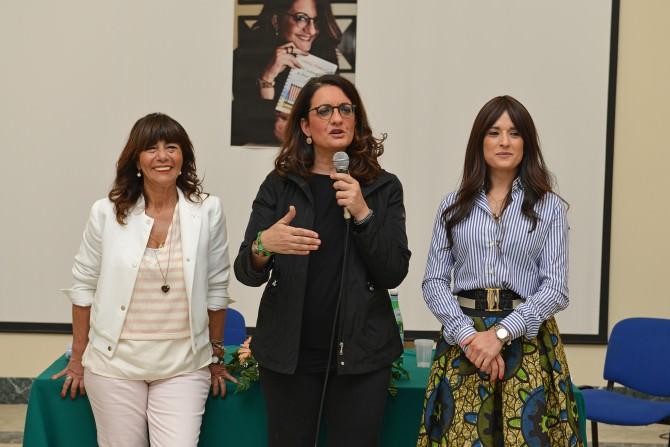 Da sinistra Francalanza, Fiorello, Prezzavento