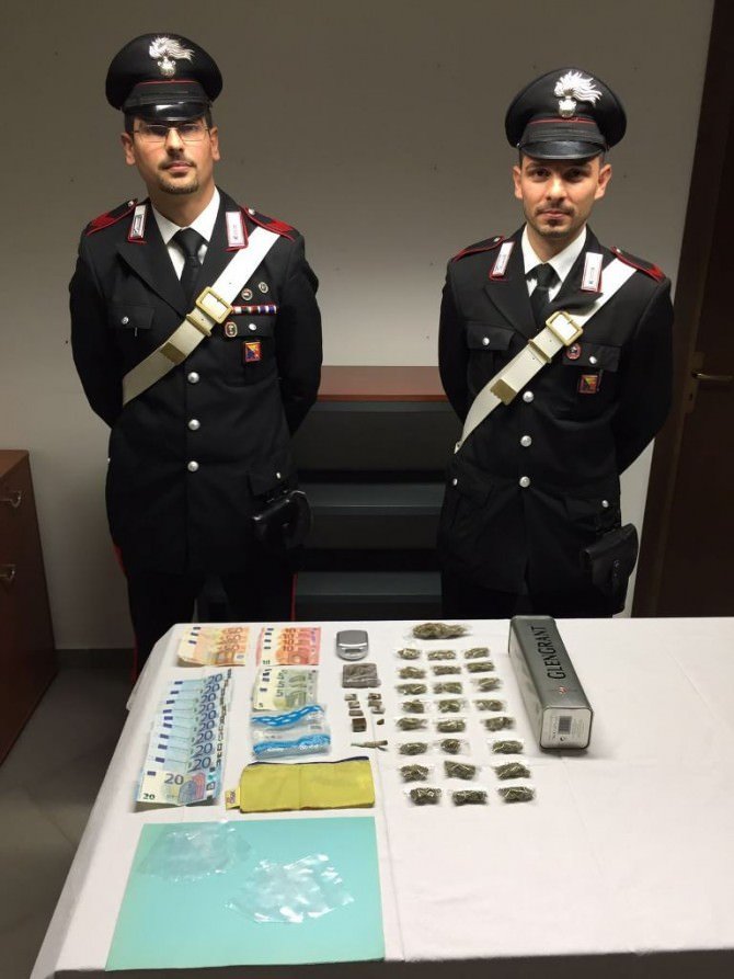 Spacciavano hashish e marijuana: arrestati 4 pusher a Palermo
