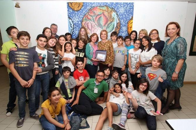 Gemellaggio studenti spagnoli alla Cavour