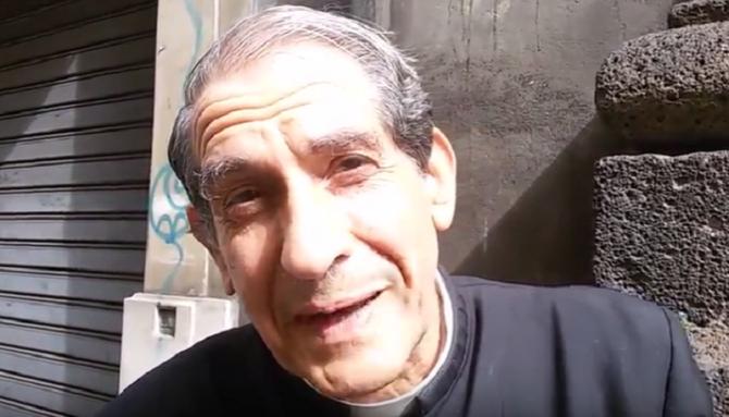 Don Gaetano Grasso, sacerdote salesiano