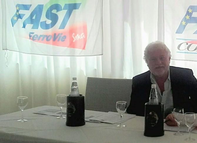 Giovanni Lo Schiavo, segretario Fast Confsal