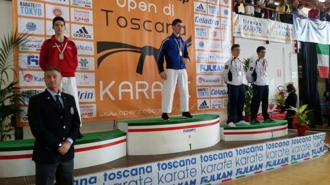 Giuseppe panagia oro Open di Toscana 2016