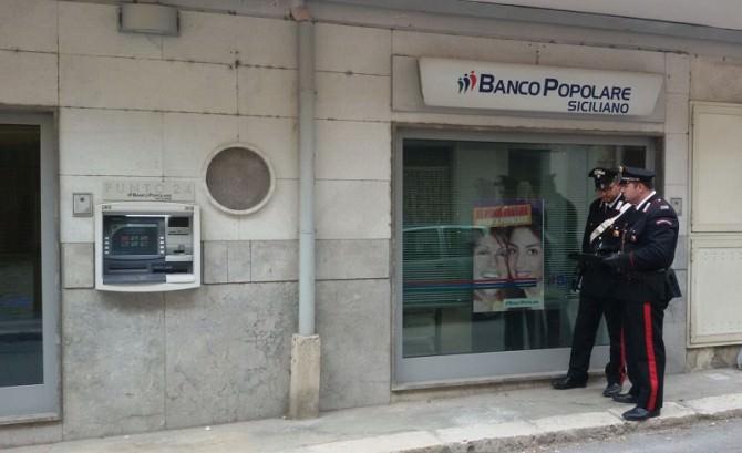 carabinieri banca