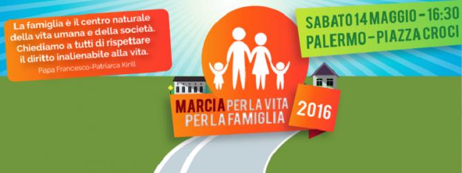 Marcia per la Famiglia e per la vita
