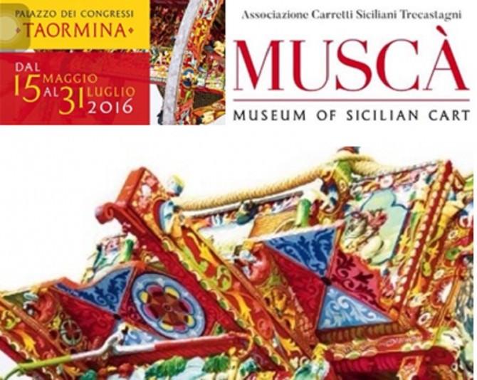 Storia e cultura siciliana: i carretti siciliani tornano protagonisti a Taormina