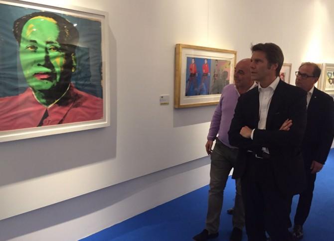 """Infiorata di Noto: boom di presenze per la mostra """"Warhol è Noto"""""""
