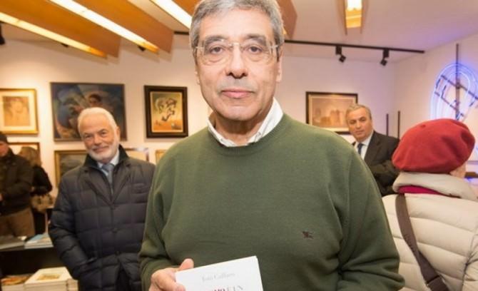 Totò Cuffaro presenta il suo libro al Salone del Libro di Torino