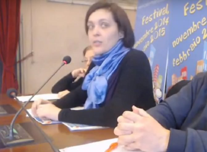 assessore Agnese Ciulla Palermo