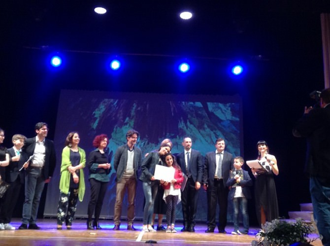Gli studenti di Zafferana premiati a Castellana Grotte