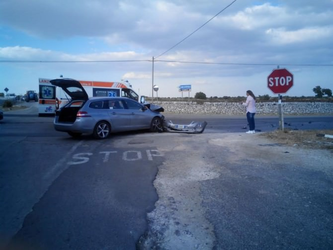 incidente modica