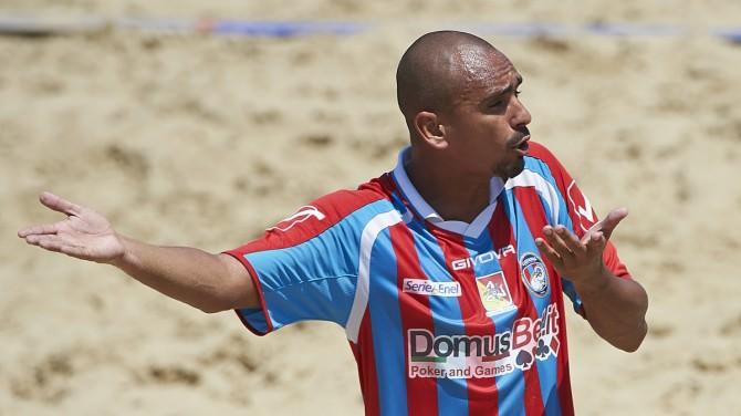 Euro Winners Cup 2015 Catania Beach Soccer Gabriel