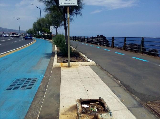 Dopo la pista ciclabile, a Catania arriva anche quella di running