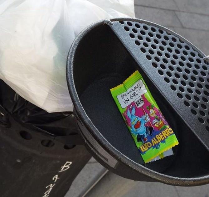 Catania: installati 500 posacenere, ma c'è chi ancora non li sa usare