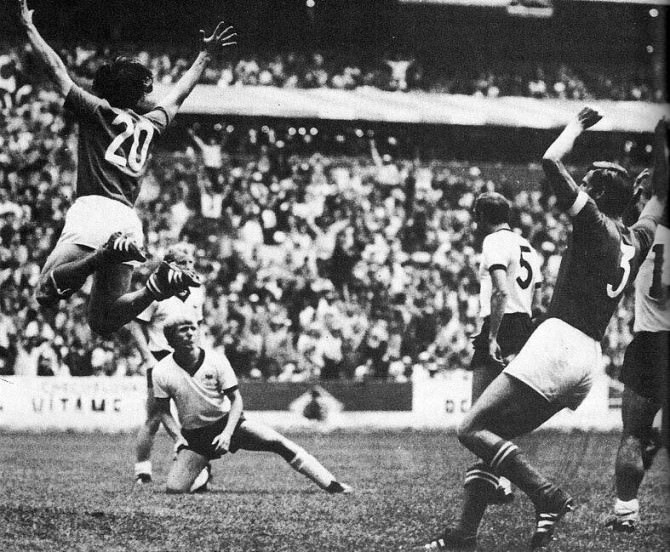 Vi raccontiamo la storia: Italia 4-3 Germania Ovest (Messico 1970)