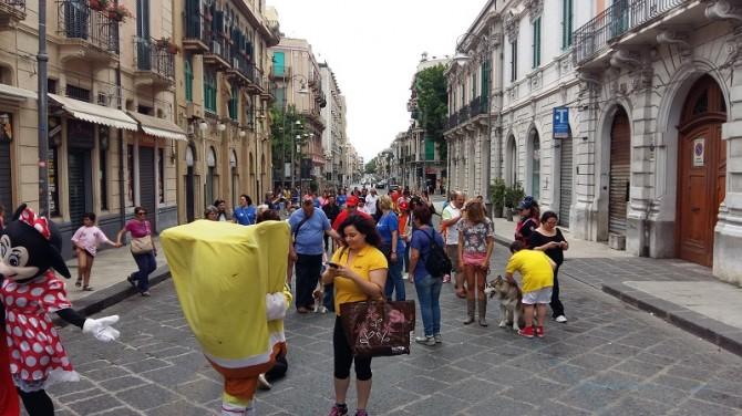 """Messina, """"Dog in corso"""": passeggiata con gli amici a quattro zampe"""